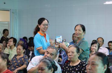 MPsuno đồng hành cùng bệnh nhân tiểu đường bệnh viện Thanh Nhàn