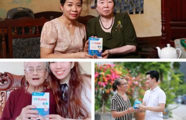 Cuộc thi Viết: Vu lan yêu thương – cùng cha mẹ chiến thắng tiểu đường